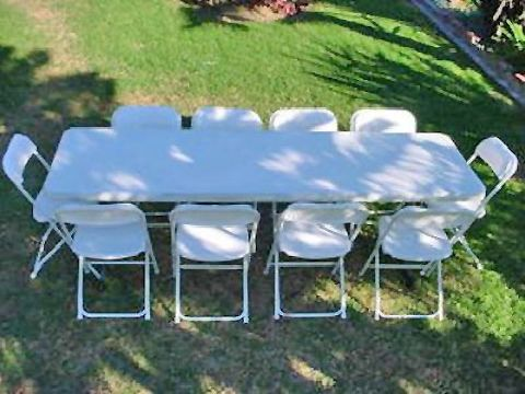 tables - chairs rental - party rentals in miami florida