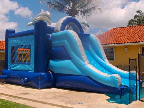 Water Slide Rental Party Rentals In Miami Florida